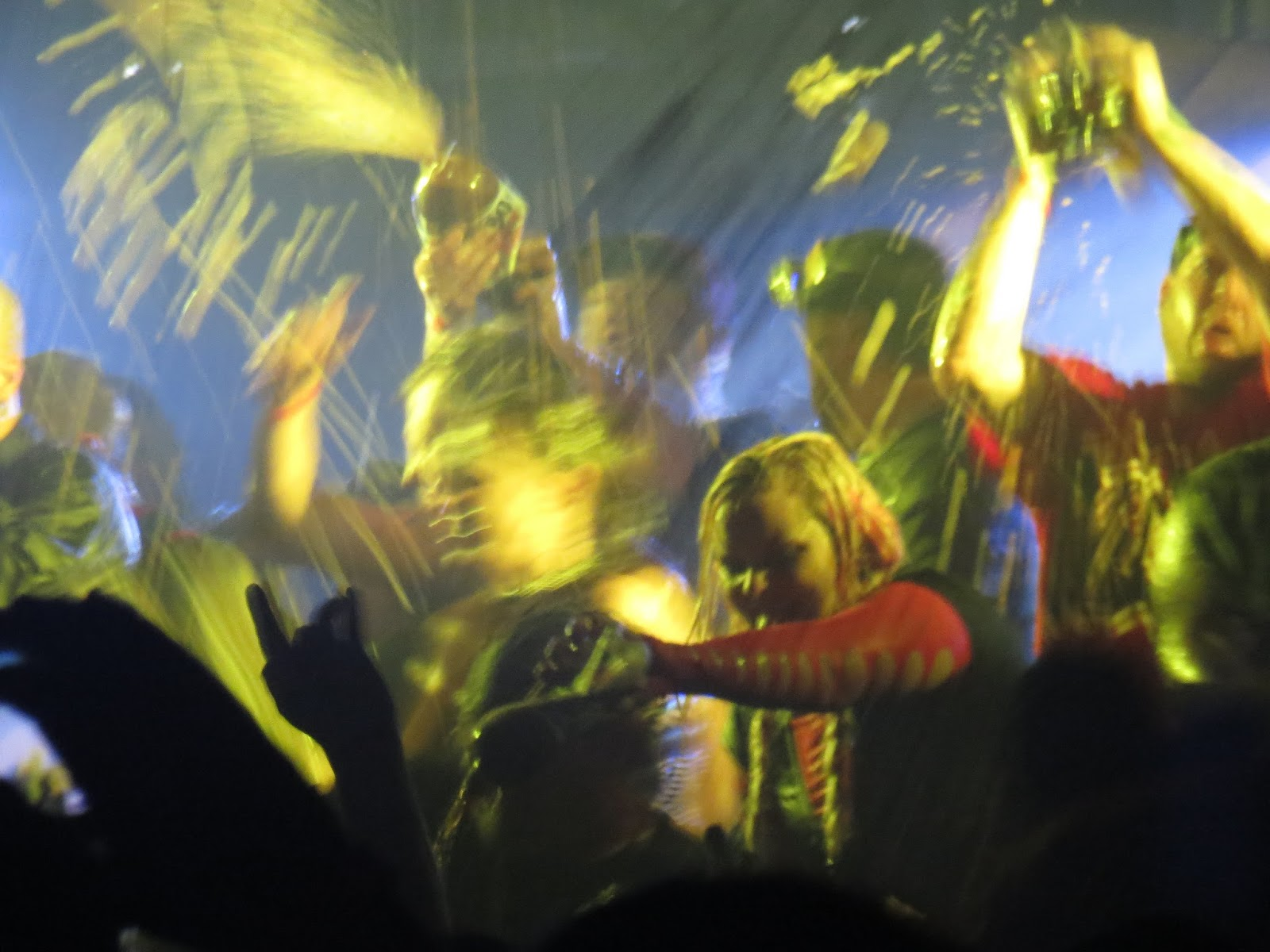 Uncommon Journalism  Faith  Family and Faygo  Inside the Juggalo        Insane Clown Posse show in Atlanta ended the same way most of the act     s shows conclude  in an orgy of flying Faygo   Photo Credit  James Swift