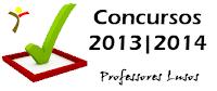 PROFESSORES LUSOS: Concurso nacional de docentes 2013/2014: Mapa dos ...
