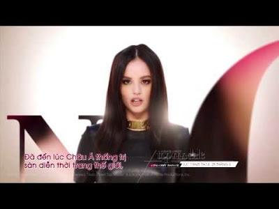 Asia's Next Top Model