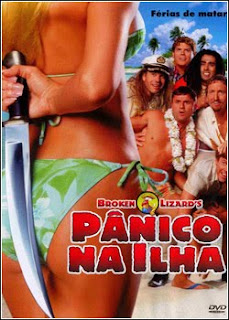 Download - Pânico na Ilha DVDRip RMVB - Dublado