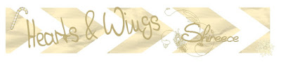 Hearts & Wings by Shireece
