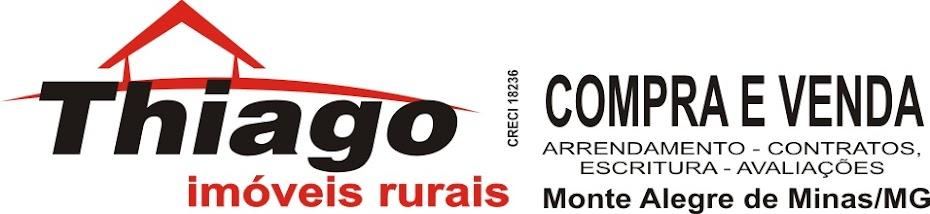 Fazendas, sítios, chácaras, Monte Alegre, MG, Uberlândia - Thiago Imóveis Rurais