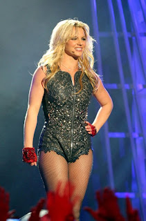 Top Hottest Celebrities, Top Ten Celebrities, Britney Spears