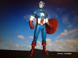 Coleção Marvel Figurine Nº 09