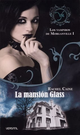 La Mansion Glass (Rachel Caine)