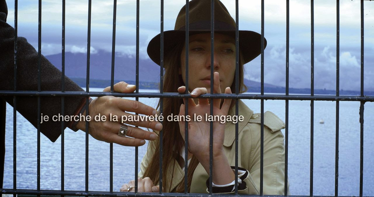 adieu au langage-jean-luc godard