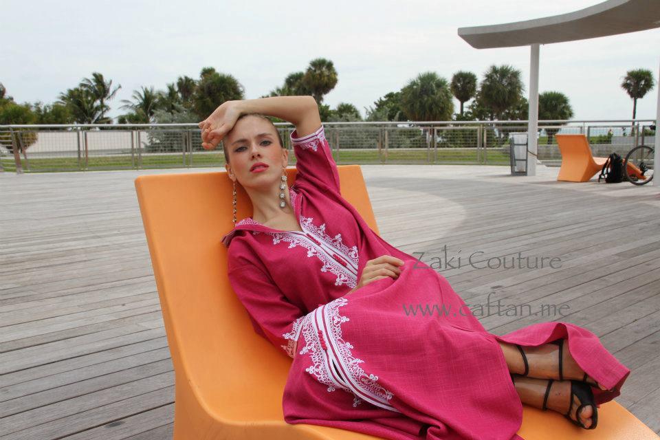 jalaba marocaine pour femme 2012