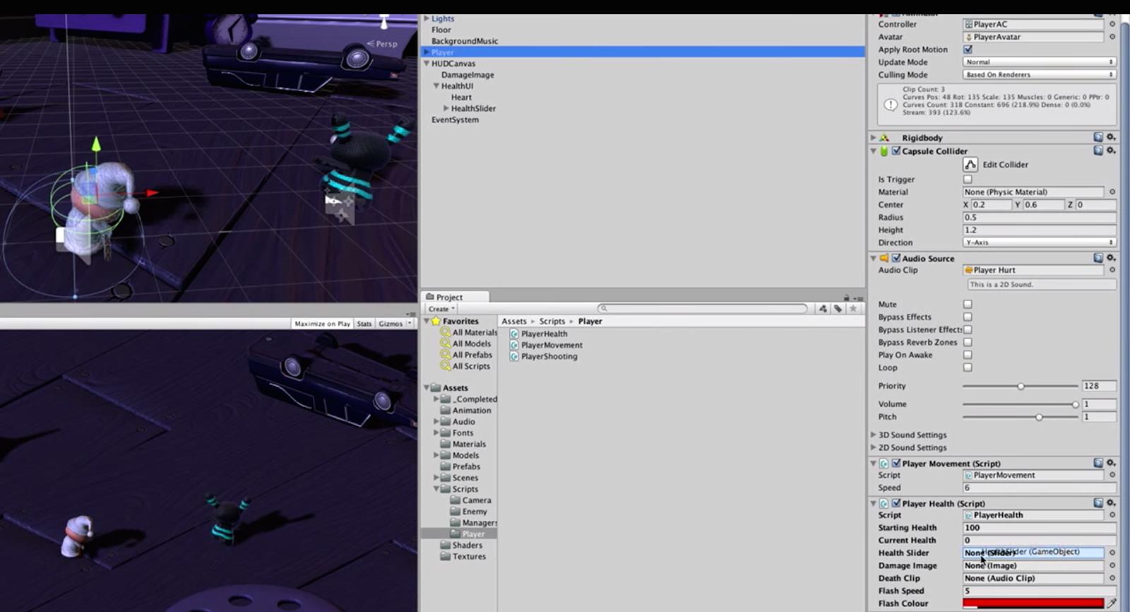 unity 3d models