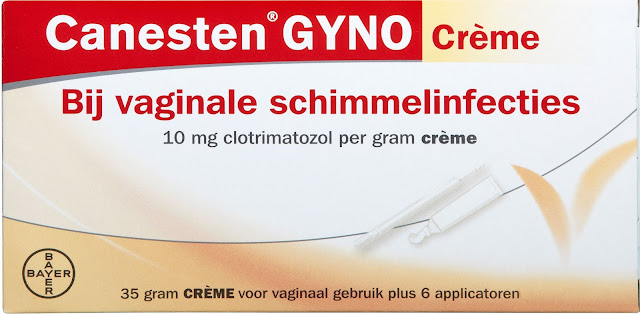 canesten gyno: helpt het?