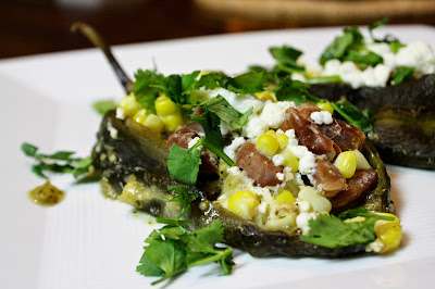 http://www.eatprayjuice.us/2014/10/corn-and-bean-stuffed-poblano-chilies.html