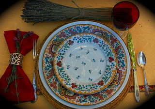 2010 Tablescapes in Review