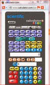 Free Desktop Scientific Calculator