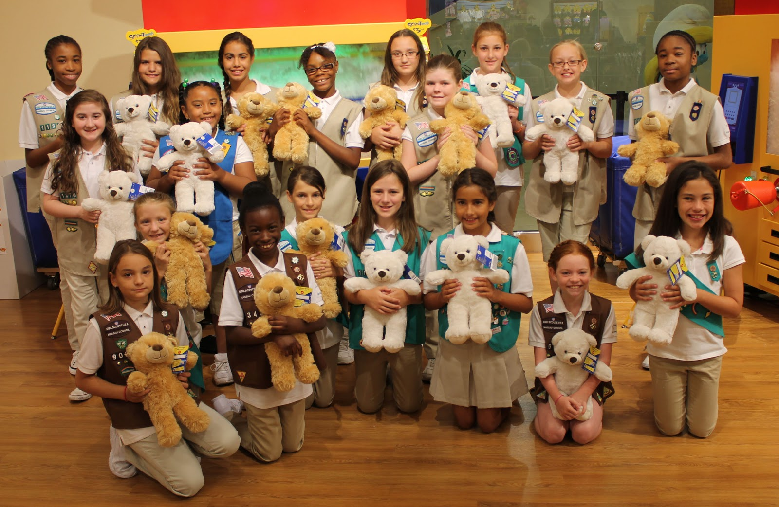 girl scouts of nassau county july 2013