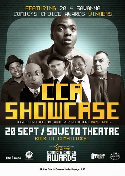 cca showcase soweto