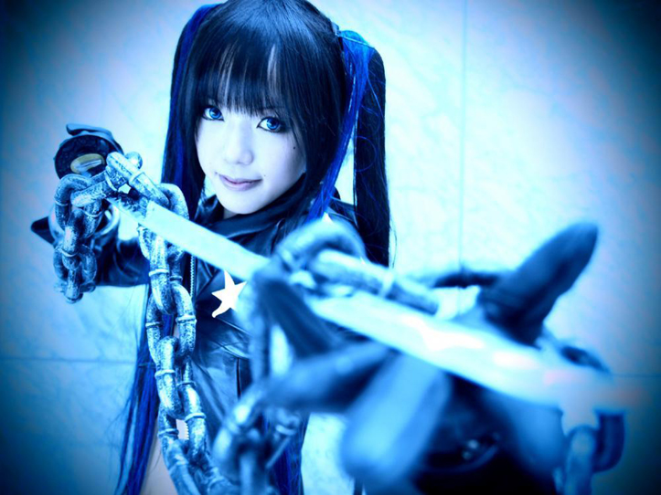 black rock shooter cosplay Black-Rock-Shooter-Cosplay-Photography-1-by-Kipi-Cosplayer
