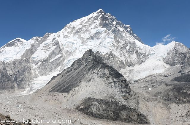 Nuptse-Himalaya-Nepal
