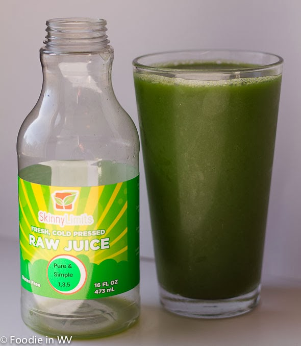 Skinny Limits Pure and Simple Raw Juice