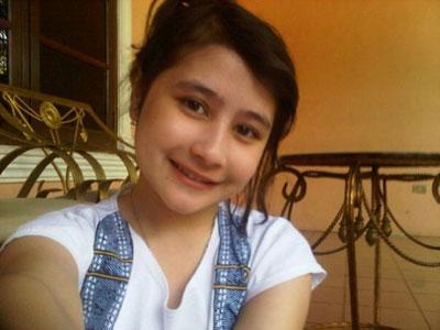 Foto gambar Prilly Latuconsina terbaru pemeran Yumi Hanya Kamu.