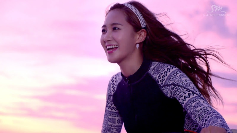 Girls' Generation Party Yuri