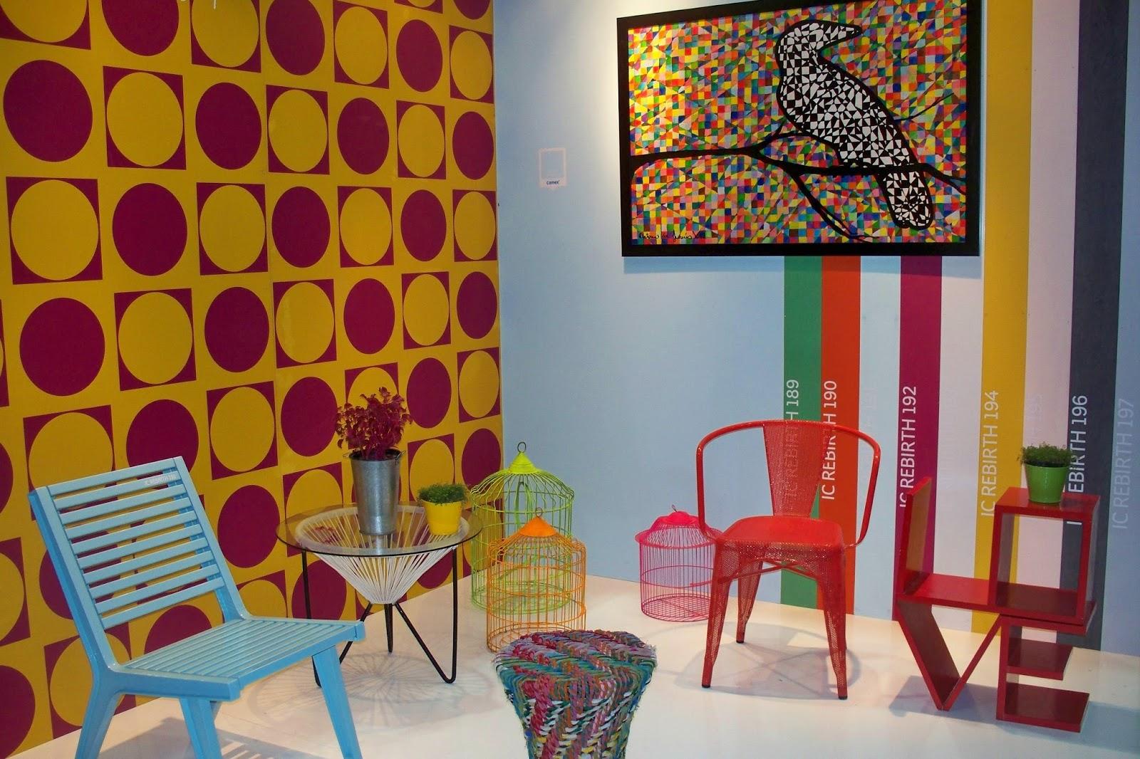 Dise adora de interiores rese a de expo habitat 2013 for Disenadora de interiores
