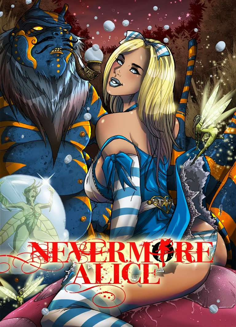 Nevermore Alice 1