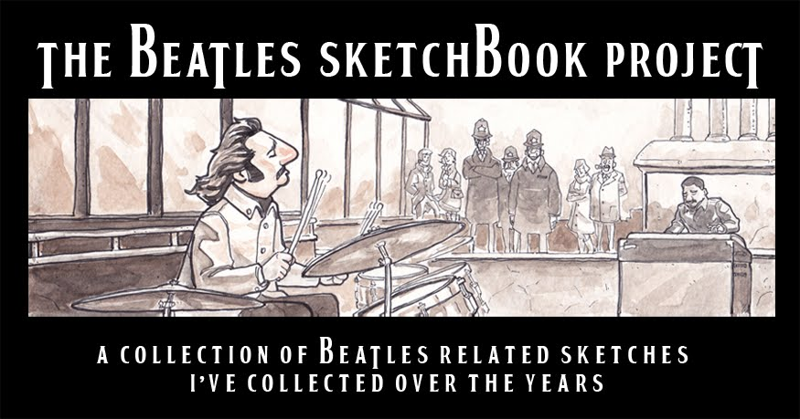 The Beatles Sketchbook Project