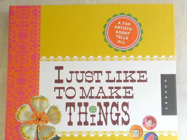 Book Review: I Just Like To Make Things