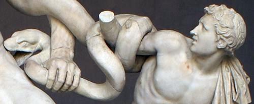 Il Gruppo del Laocoonte | Roma Barocca, anno 200 a.C.