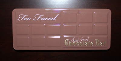 Too Faced Semi Sweet Chocolate Bar Palette
