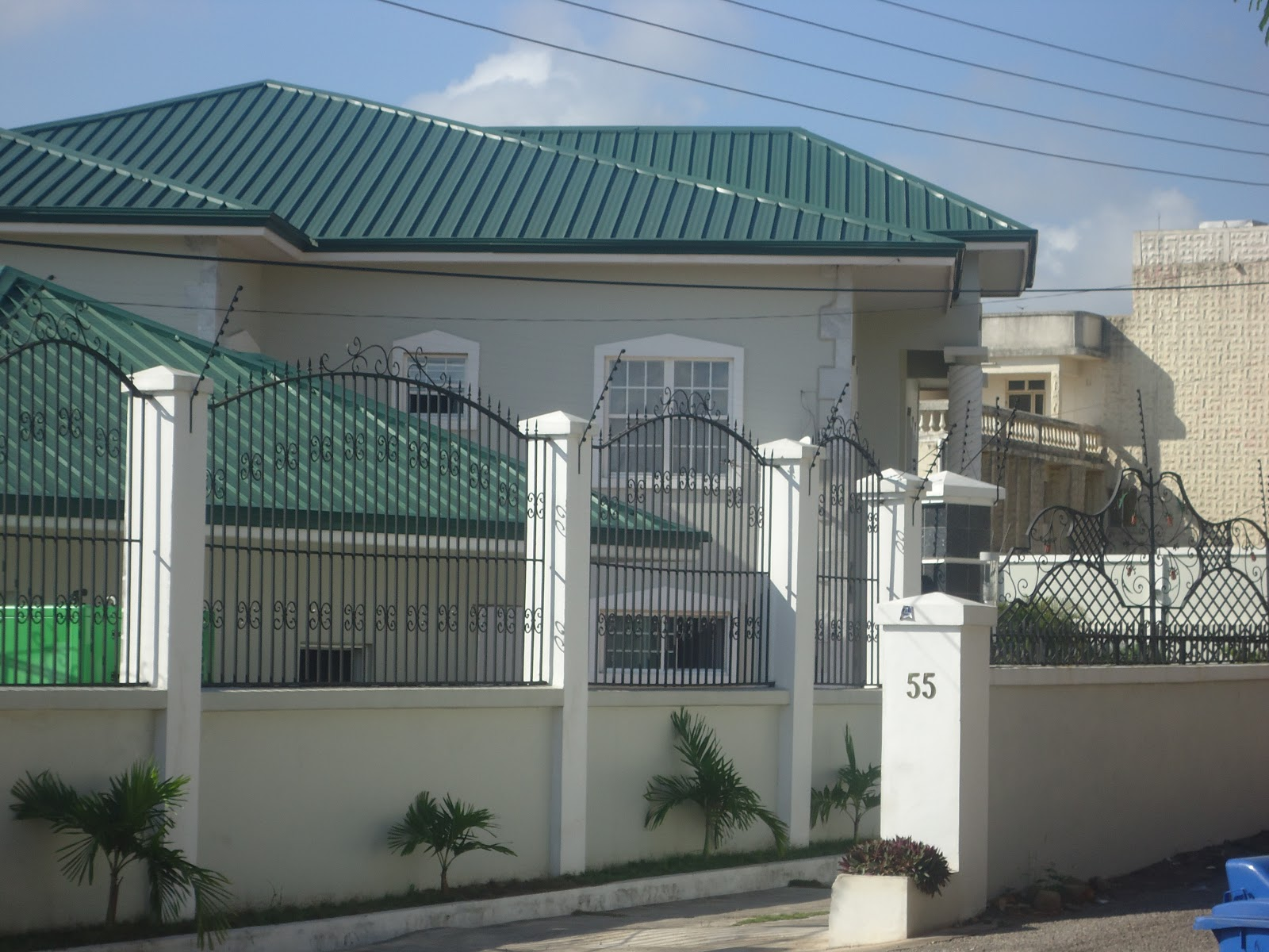 Modern houses ghana for Modern building designs in ghana