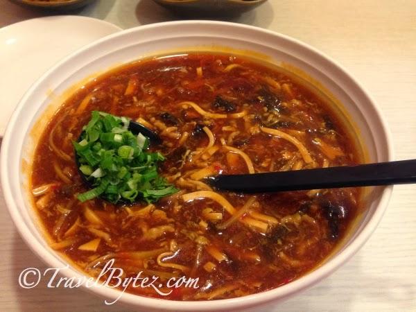 Sze Chuan La Mian Noodles