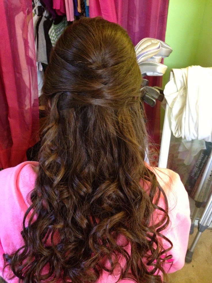 prom half updos hairstyles pictures voyeur rooms