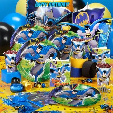 Batman Brave and Bold party pack