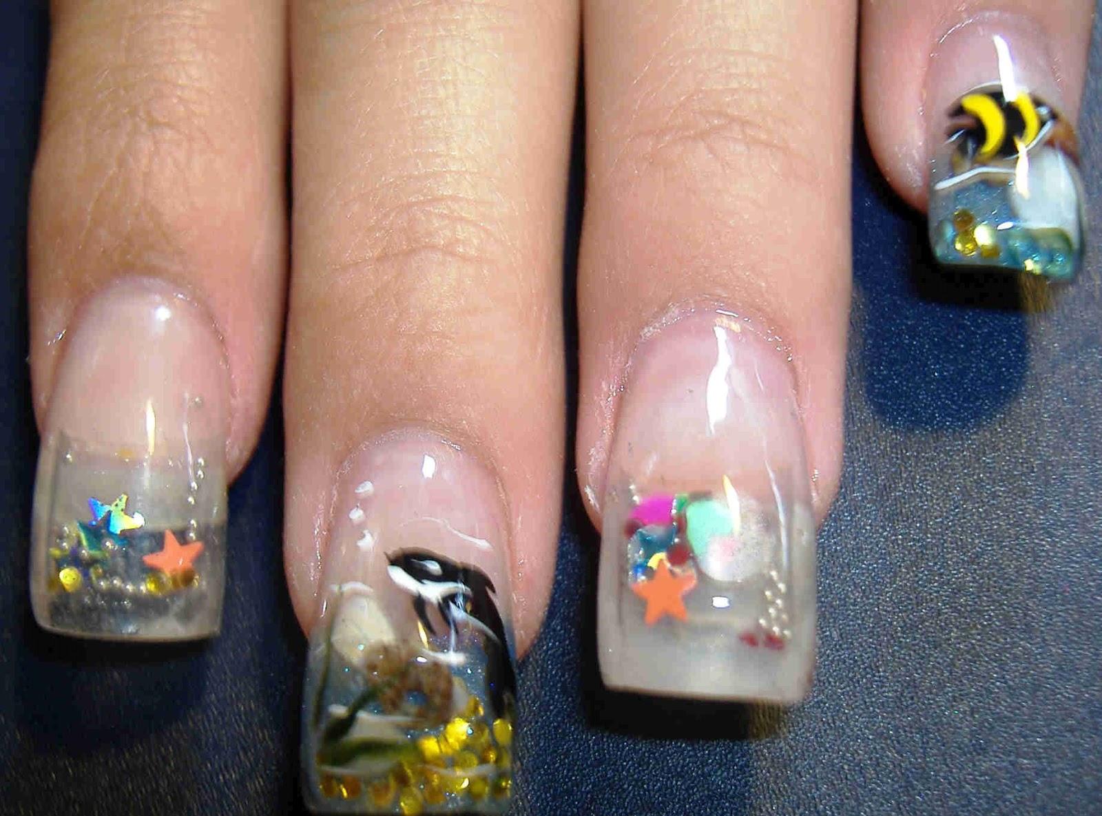nail dreams palma septiembre 2012