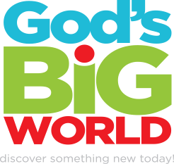 God's Big World Kids Magazine Review & Giveaway