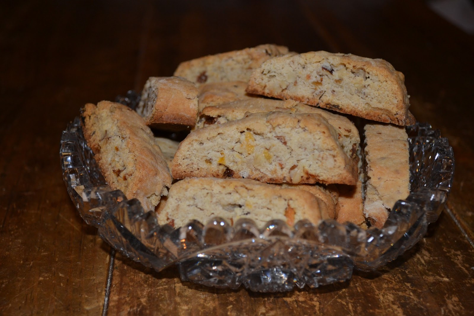 Bread and Babka @ GoldStone Farms : Maple Walnut Biscotti ...
