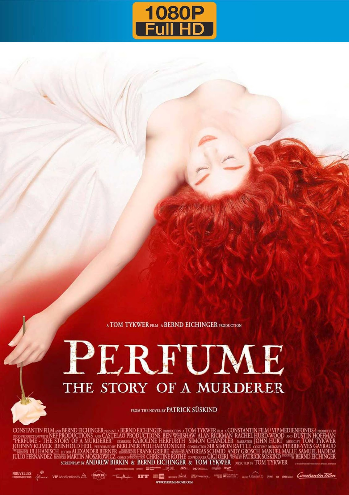Perfume The Story of a Murderer [2006] 1080p Dual