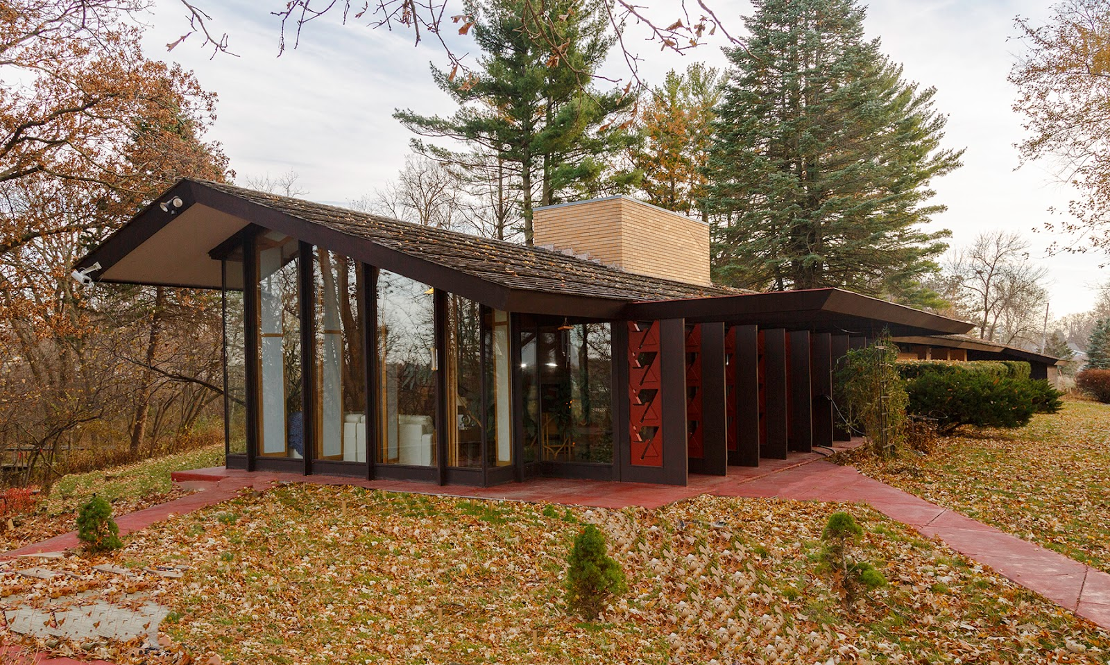 Ump university of minnesota press blog did john h howe for Frank lloyd wright house design