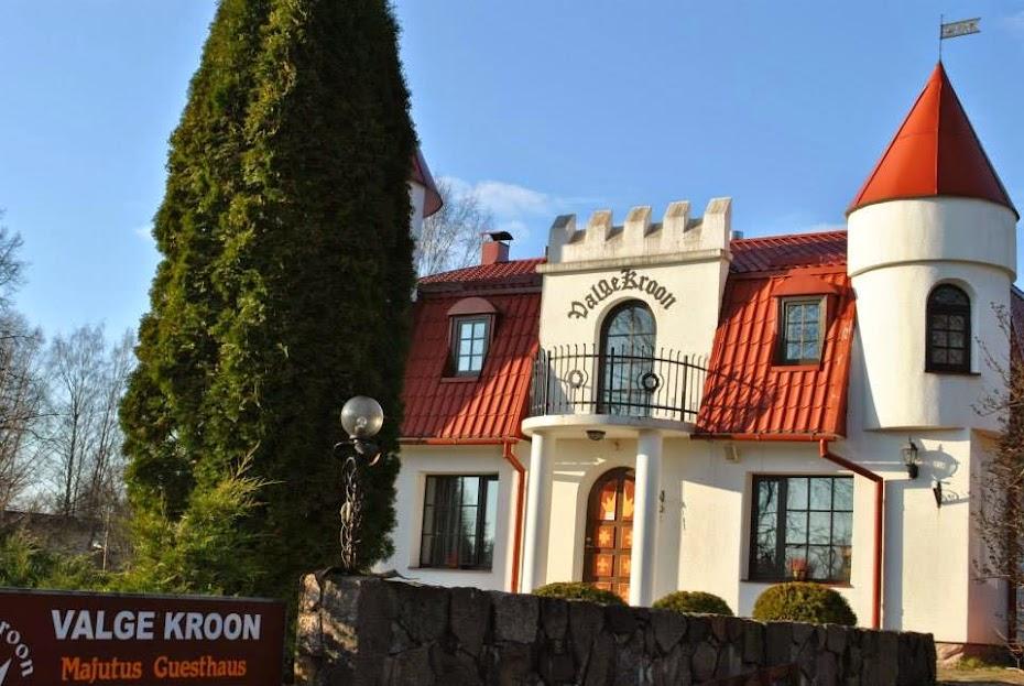Villa Valge Kroon Otepääl