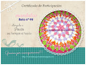 Certificado reto # 44