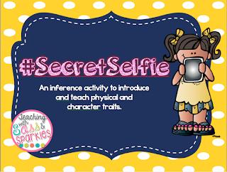 #SecretSelfie
