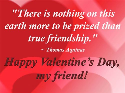 Meaningful Valentine's Day Quotes For Friends