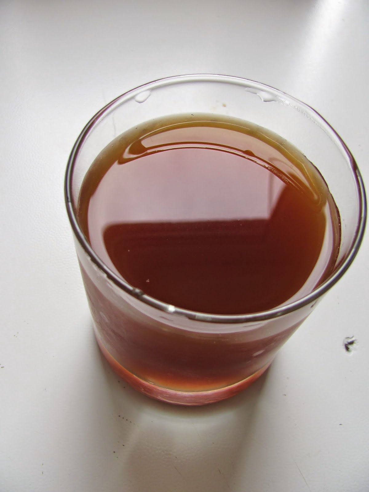 Apple and Prune Juice Hard Cider