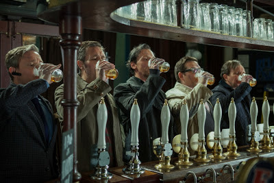 The World's End - Pub Crawl   A Constantly Racing Mind