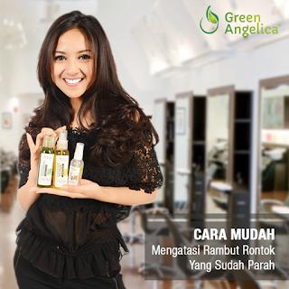 green angelica solusi mengatasi rambut rontok yang sudah parah - cara mengatasi rambut rontok pada wanita - penumbuh rambut botak