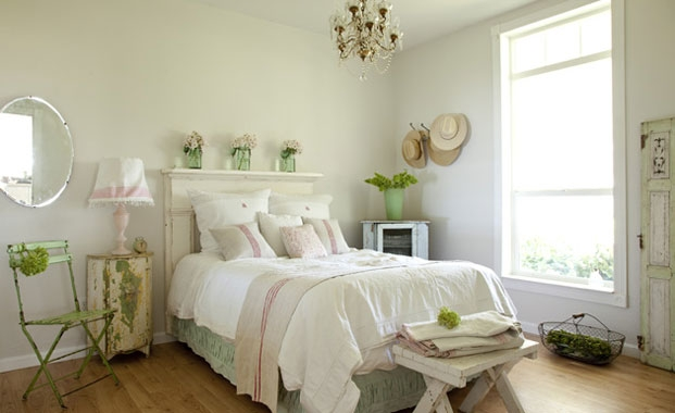 DESIGNSENSE your home design blog!: DESIGN IDEAS FOR A FEMININE ...
