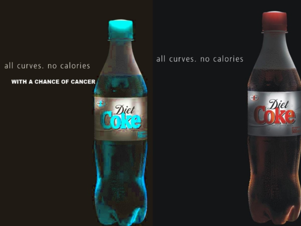diet cokeís argumentative advertising essay Argument essay fast food they are spending millions of dollars advertising to children a diet high in fats food can lead to many health risks.