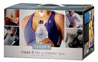 Clean 9 Pack with Forever Lite Ultra  Vanilla with Aminotein