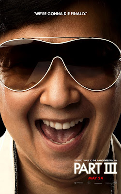 The Hangover Part III Portrait Character Movie Posters - We're Gonna Die Finally - Ken Jeong as Mr. Chow