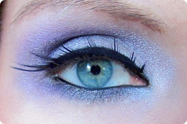 Make Up Look zu Sailor Saturn